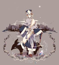 Kai Fine Art: しきみ(pixiv)...