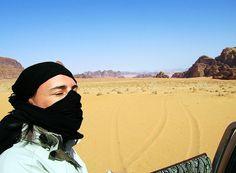 Jordan: Nikki in Wadi Rum | Flickr - Fotosharing!