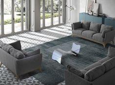 Mesas de centro e sofás com design Coffee tables and sofas with design www.intense-mobiliario.com  SPECCHIO / AGIO