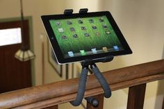 iStabilizer's tabMount and tabFlex hold onto your iPad when your hands can't | TUAW - The Unofficial Apple Weblog