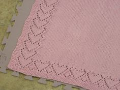 http://www.ravelry.com/patterns/library/baby-love-blanket-2