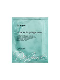 10 Under $20: Face Masks: Beauty Products: allure.com - Dr. Jart+ Water Fuse Water-Full Hydrogel Mask