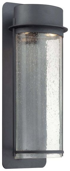 "View the The Great Outdoors GO 72252 1 Light 18.5"" Height Dark Sky Compliant Outdoor Wall Sconce from the Artisan Lane Collection at LightingDirect.com."