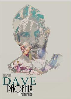 """Dave Farrell """"Phoenix"""" Linkin Park"""