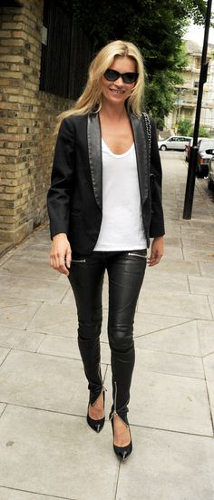 OK, bear with us: Kate Moss just might have the most glamorous style ever. ...