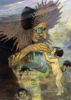 Image detail for -ファイル:Jessie Willcox Smith - The Water Babies - p236 (Restored ...