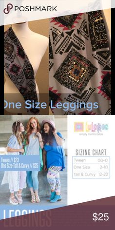 LuLaRoe Leggings Size OS New We have tons more to list. helping a friend liquidate her inventory. So let us know what your looking for and we will see what we have in your size. She is open to offers as well. Jewelry is Park Lane! We can get those items too! Create a bundle for you. LuLaRoe Pants Leggings