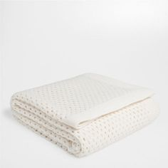FINE STITCH WOOL BLANKET - Throws - Decor and pillows | Zara Home United States