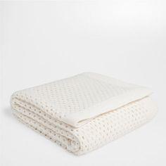 FINE STITCH WOOL BLANKET - Blankets - Decoration | Zara Home Switzerland