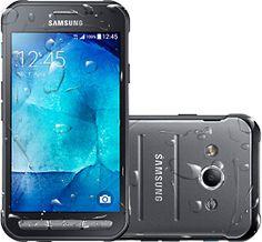Samsung Galaxy Xcover 3 silber