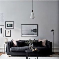 Love this stunning living room via @bjurfors_goteborg  . #livingroom #livingroomdecor #nordichome #nordicinspiration
