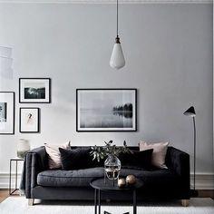 Love this stunning living room via @bjurfors_goteborg  . #livingroom #livingroomdecor #nordichome #nordicinspiration