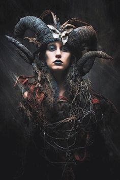 Dark Fantasy and Industrialism in Stefan Gesell's Otherworldly Portraiture Dark Photography, Photography Women, Portrait Photography, Photography Courses, Fashion Photography, Photography Contract, Photography Studios, Makeup Photography, Aerial Photography