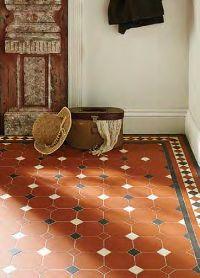 Harrogate Octagonal Victorian Floor Tile Pattern