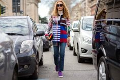 The Latest Street Style Photos From Milan Fashion Week | WhoWhatWear.com
