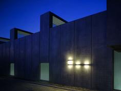lumen . outside luminaire . Außenleuchte . wall luminaire . Wandleuchte . stainless steel . Edelstahl . LED
