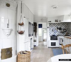 Lovely Scandinavian Country House | Afflante.com. Fliesen KücheSkandinavisch  ...