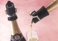 The Vacu Vin Champagne Saver - An essential wine accessory for all Champagne and Sparkling Wines