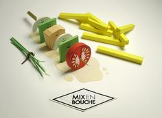 Mix en Bouche / Tabas | AA13 – blog – Inspiration – Design – Architecture – Photographie – Art