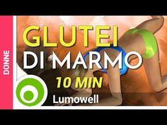 Glutei di Marmo - Esercizi per Glutei Perfetti - YouTube