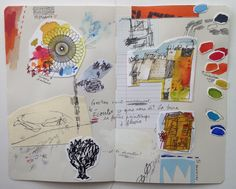 art journal . Élise Palardy