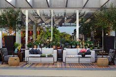 Flores e decoração: Bothanica Paulista Event Management, Patio, Outdoor Decor, Wedding, Home Decor, Blog, Ideas, Rio De Janeiro, Decorating Ideas