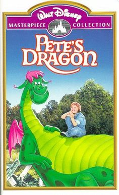 Pete's Dragon. We wore a VCR of this out when I was a kid. Ashley it is funny another Sullivan loved it as much as you did.