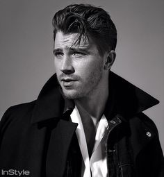 Garrett Hedlund Opens Up About Working with Angelina Jolie and the Best Gift Girlfriend Kirsten Dunst Has Given Him from InStyle.com