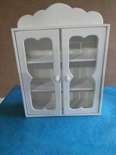 provençal armário para mesa sem vidro !