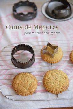 Per Anar Fent Gana ♥ by marga : ♡ Crespellinas Menorquines {Records d'infantessa amb estrella } Cake Pops, Doughnut, Illa, Muffin, Menorca, Breakfast, Desserts, Recipes, Homemade Recipe