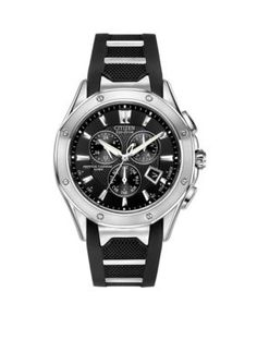 Citizen  Eco-Drive Mens Signature Octavia Perpetual Multi-Function Chr