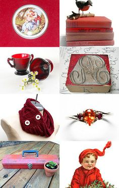 Ruby Tuesday  by DMarie on Etsy--Pinned with TreasuryPin.com