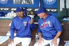 #RangersThankful for Tony Beasley & his contagious positivity.