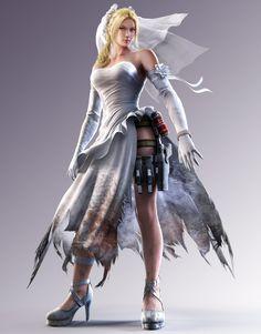 Nina rejoint Tekken 7 : Fated Retribution - Actualités - jeuxvideo.com