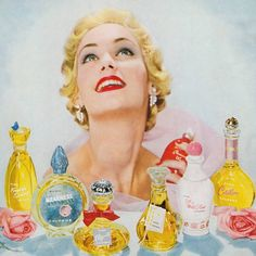 #TBT: A Look Back At The Rich History Of Fragrance At Avon