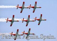 Patrulla Aguila-España.