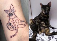 Tatuagens Malfeitonas: o novo sendo incorporado nas tattoos Nova Era, Tattoos, Blog, Style, Pattern Drawing, Abstract Art Tattoo, Get A Tattoo, Finding Nemo, Art Styles