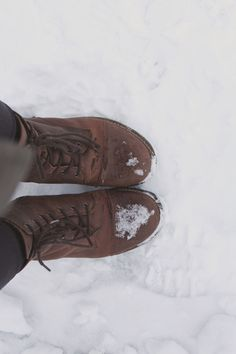 #winter #boots #snow