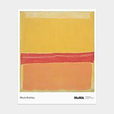 Rothko: No. 5 No. 22 Print