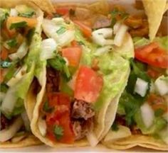 Tacos - The basics on how to make TACOS