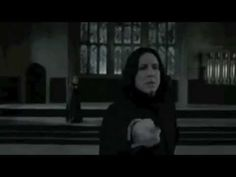 Severus Snape (the bravest man, the whole story) character study - YouTube