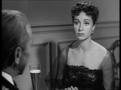 """""""Many of our German friends before the War would come as our guests to hunt wild pig. I refused to invite Goering. I couldn't tolerate his killing a wild pig. It seemed too much like brother against brother."""" Danielle Darrieux as Countess Anna Staviska in '5 Fingers'"""