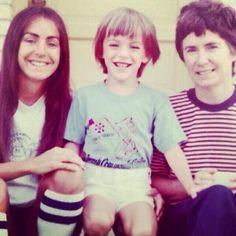 Mama Leto, Shannon Leto and Grandma