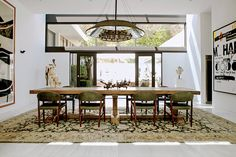 Get the much-adored comedian <b>Ellen DeGeneres</b>'s take on the spectacular homes she's decorated in collaboration with a host of top designers and dealers.