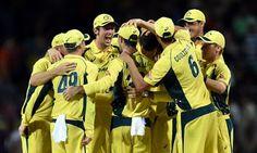 Cricket Lover: Australia Won Tri Series Final