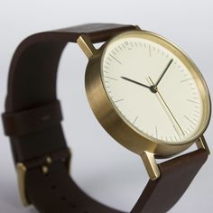 Stock watches at Dezeen Watch store | design