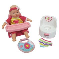 Circo Baby With Potty & High Chair