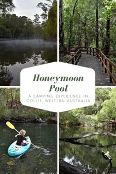 Honeymoon Pool is just a two hour drive from Perth, Western Australia and a magical place to camp. Western Australia, Perth, Westerns, National Parks, Camping, Places, Campsite, Campers, Lugares
