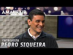 (19) Pedro Siqueira relata como são seus encontros com Nossa Senhora - YouTube