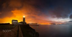 Faro de Avilés by Glendor (PhotoGlendor) on 500px